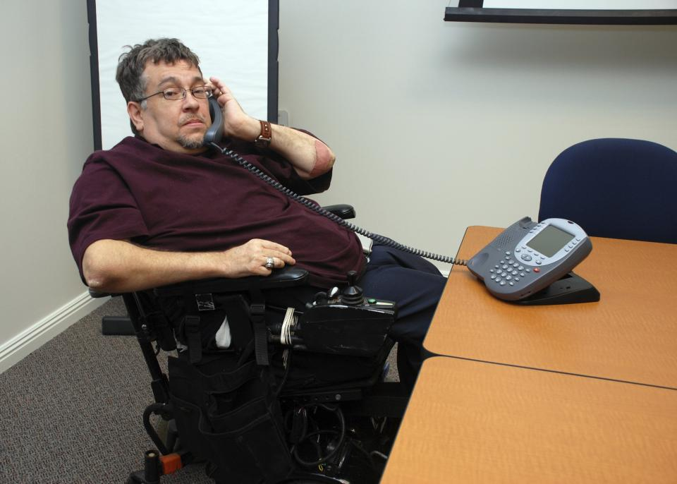 People with disabilities face many kinds of barriers on a daily basis. These can be physical, attitudinal or systemic.