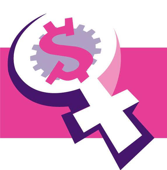 Pay equity logo and link
